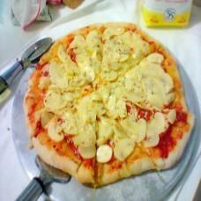 Pizza - Champignon / Mozzarella