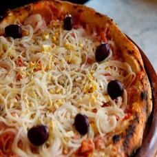 Pizza - Portuguese / Pepperoni